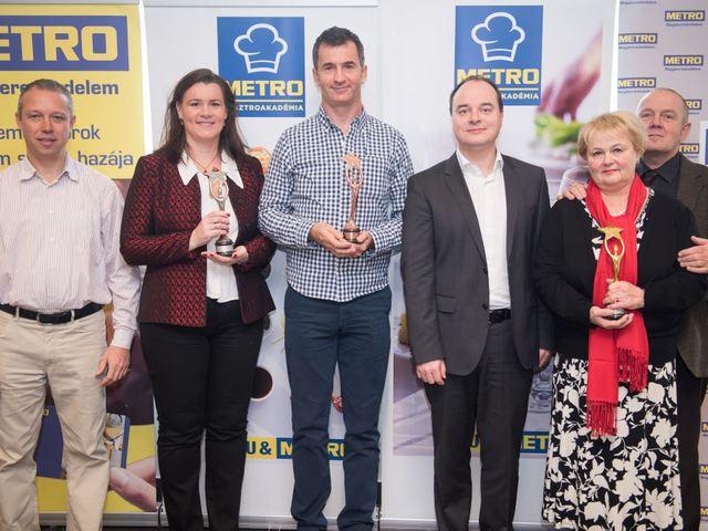 A METRO átadta az Adnijó Program díjait