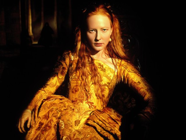 Álomszerep a színésznőknek Erzsébet királynő eljátszása