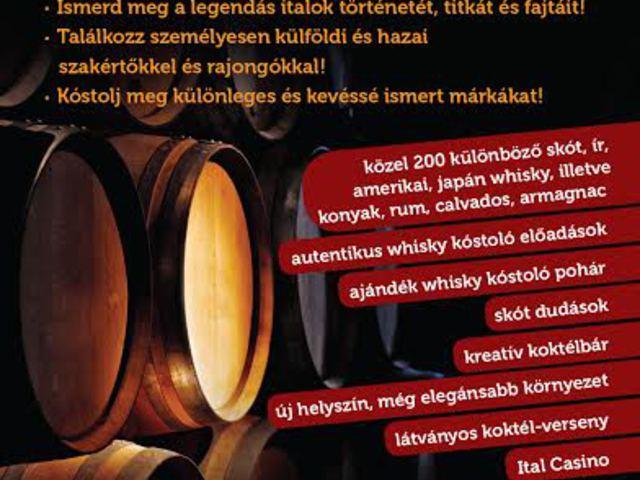 V. Whisky Show Budapest