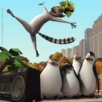Mit keres SpongyaBob a pingvinek között?