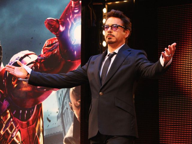 Robert Downey Jr. kapja az MTV Movie Awards Generáció díját