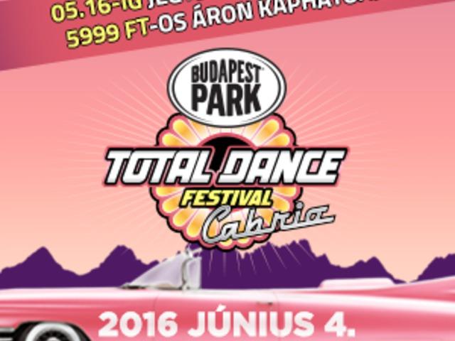 Total Dance 2016. június 4.
