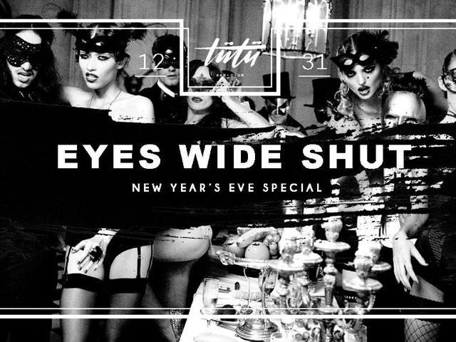 Szilveszterre ajánljuk: Eyes Wide Shut Party és I love Budapest Party
