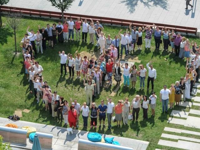 Rendhagyó ebéddel mondott köszönetet az ápolóknak a KIOSK BUDAPEST