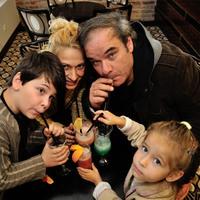 Kálloy Molnár Péter családja imádja Olaszországot