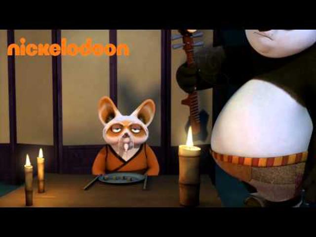 A hős panda megmenti a világot