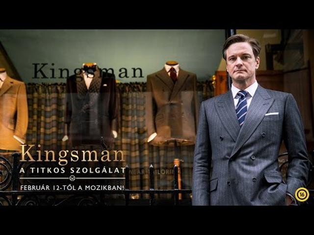 Kingsman - A titkos szolgálat (16)