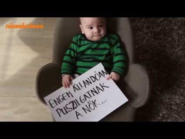 Sztárgyerekeket kérdezett a Valentin napról a Nickelodeon