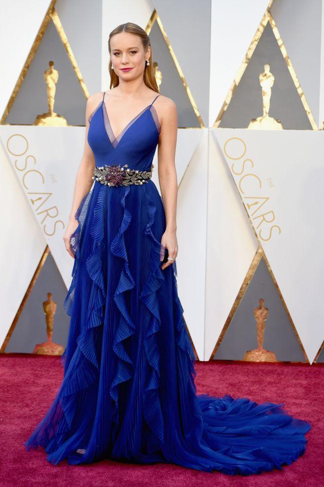 Brie Larson (Gucci)