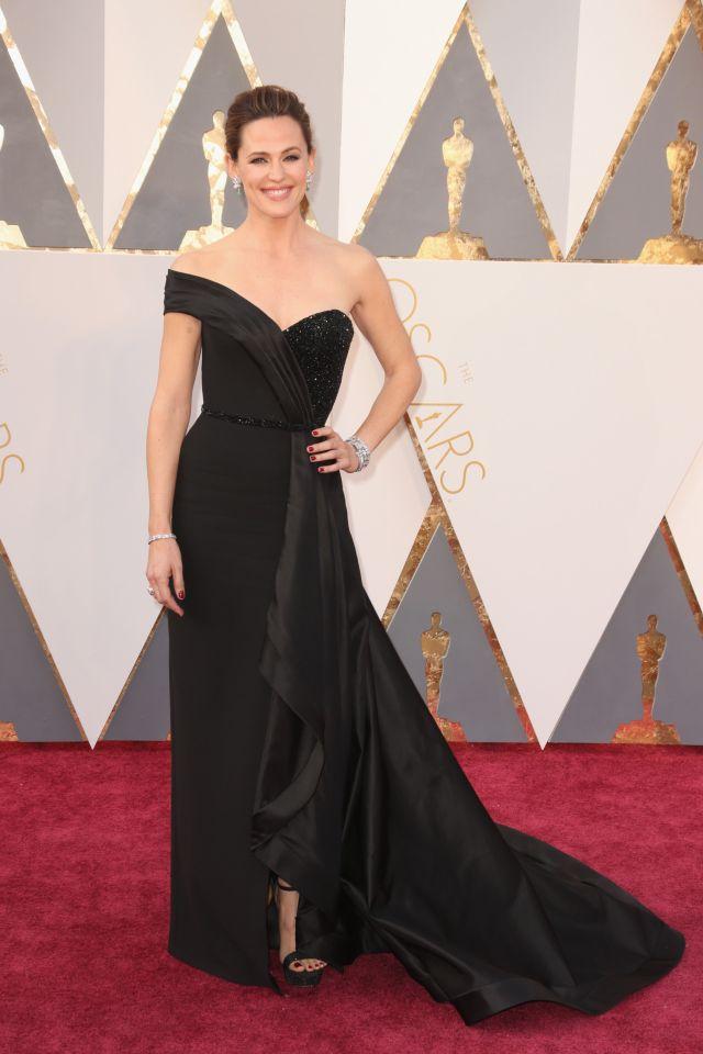 Jennifer Garner (Versace)