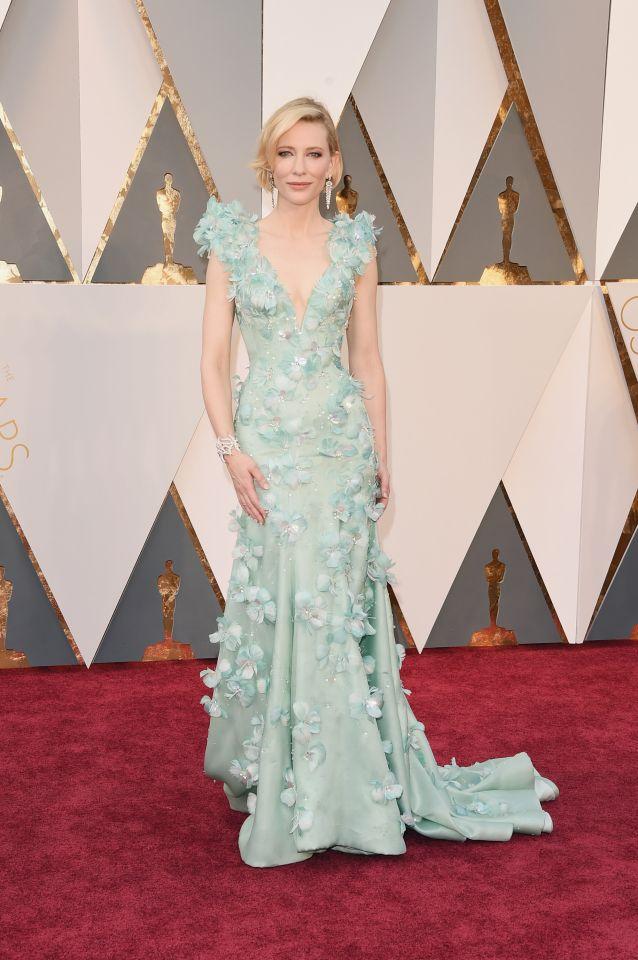 Cate Blanchett (Armani Privé)