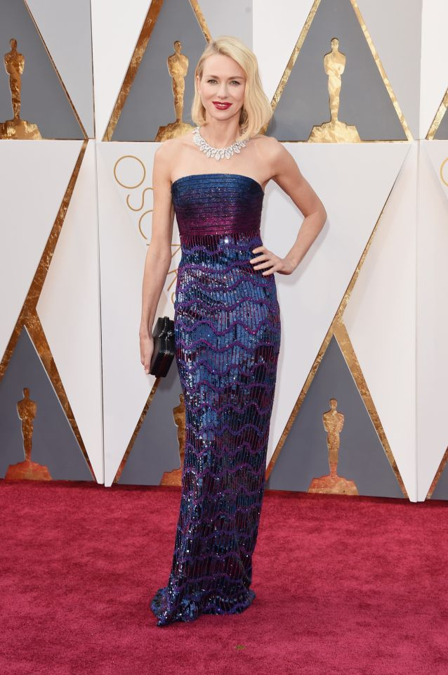 Naomi Watts (Armani)