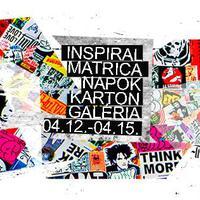 Inspiral Matrica napok a Karton Galériában