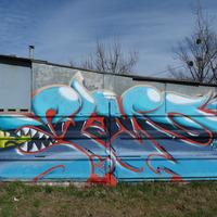 Graffitik a X. kerületi Vaslónál - I. rész