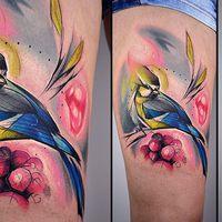 Tetoválások művészi szinten: Carlos Breakone