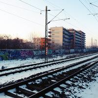 BP Graffiti: XVI. kerület Szolnoki út - Körvasút sor