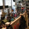 Női-férfi egyensúly a Retrockban - boltbejárás