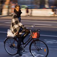 Biciklis divatbemutató holnap a Szódában