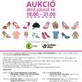 Designer aukció a Kiscelliben