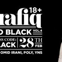 Program ajánló: GO BLACK vol.4 / FRIDAY Feb 28 / Trafiq