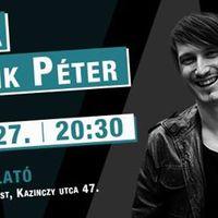 Program ajánló: Pély Barna - Sárik Péter duó