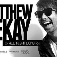 Program ajánló: 03/29 Cinema Hall presents Matthew Dekay - All Night Long