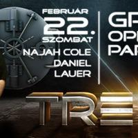 Program ajánló: GRAND OPENING PARTY @ Club Trezor