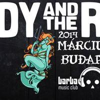 Program ajánló: Paddy And The Rats / Budapest @ Barba Negra
