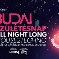 Program ajánló: DJ Budai Születésnap