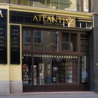 Régimódi könyvesbolt