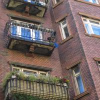 Pesti erkély 2