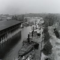 A Hajógyári-sziget története
