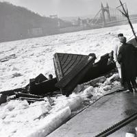 A Duna jégpáncélja – áldás és átok
