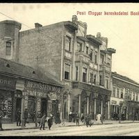 Az első bankrablás Budapesten