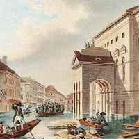 Amikor a Duna megharagudott Budapestre