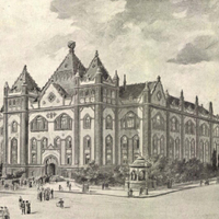 A Földtani Intézet palotájának története