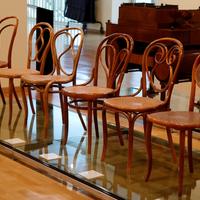 Századfordulós kávéházi bútorok, avagy Thonet-történelem