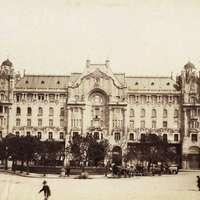 A Gresham-palota története