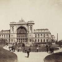 A legvelenceibb magyar pályaudvar építése