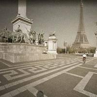 A városligeti Eiffel-torony története
