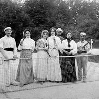 Az aranykorban ükanyáink is imádták a sportot