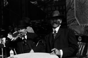 Szaftos kávéházi botrányok az előző századfordulón