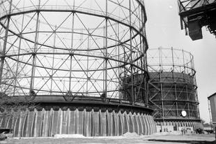 Az Óbudai Gáz(massza)gyár története