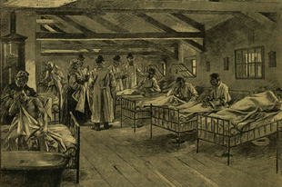 A nagy pesti epekórság-járvány