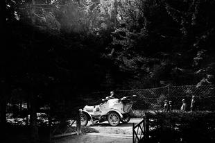 A magyar autózás első negyed százada