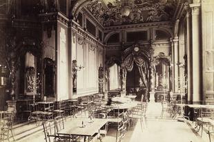 Hihetetlen történetek a századfordulós kávéházakról