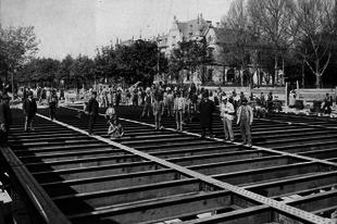Földalatti vasút 21 hónap alatt – amikor Pest lenyűgözte a világot