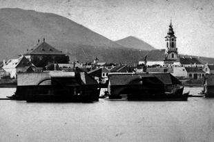Amikor a Duna látta el hallal és liszttel a fővárost