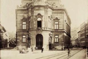 Családi botrány szülte a Szabó Ervin könyvtár épületét