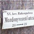 A MÁV-telep utcái